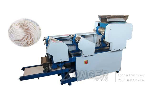 the 5 roller fresh noodle machine