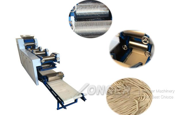 considerations for using automatic fresh noodle machines