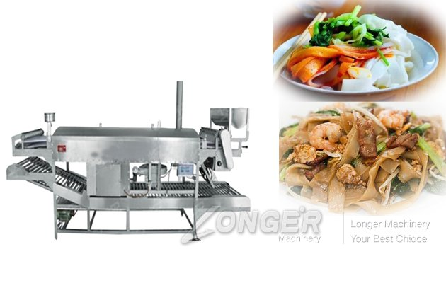 Development Prospect of Automatic Rice Noodle Making Machine