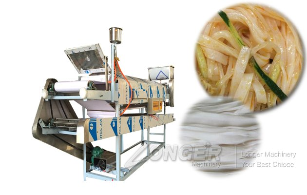 Automatic Rice Noodle Making Machine Price