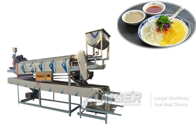 Automatic Rice Noodle Making Machine Suppliers