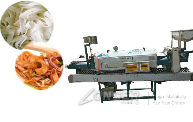 Automatic Rice Noodle Machine Prospects