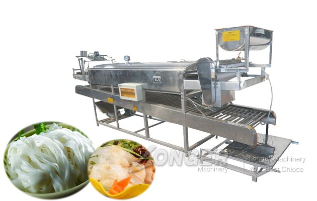 Rice Noodle Steamer|Rice Noodle Steaming Machine