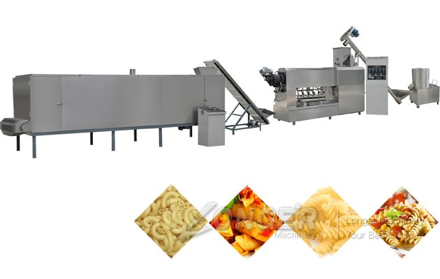 Hot Selling Macaroni Processing Line