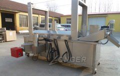 Features Of Automatic Frying Machine