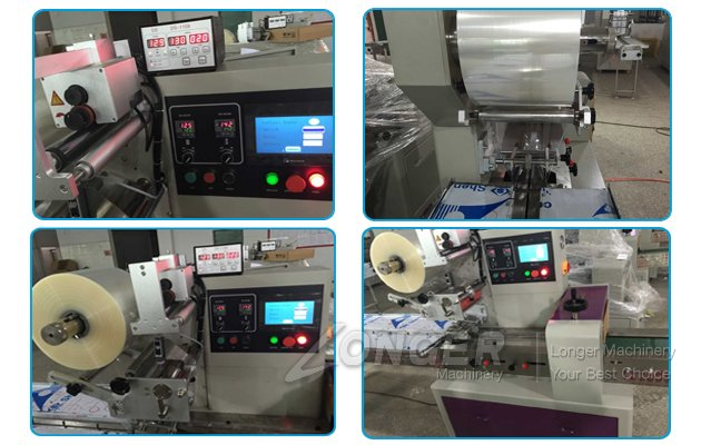 noodle packaging machine